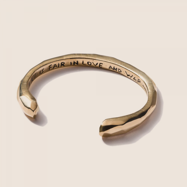 All is Fair in Love and War Bracelet